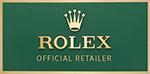 Rolex Retailer Plaque