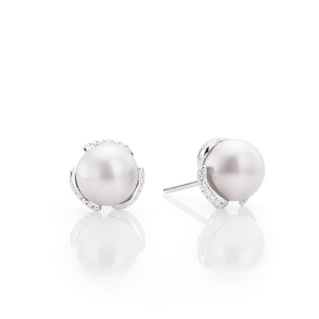 b6a98d40f Mikimoto 8mm Akoya pearl earrings – Lister Horsfall