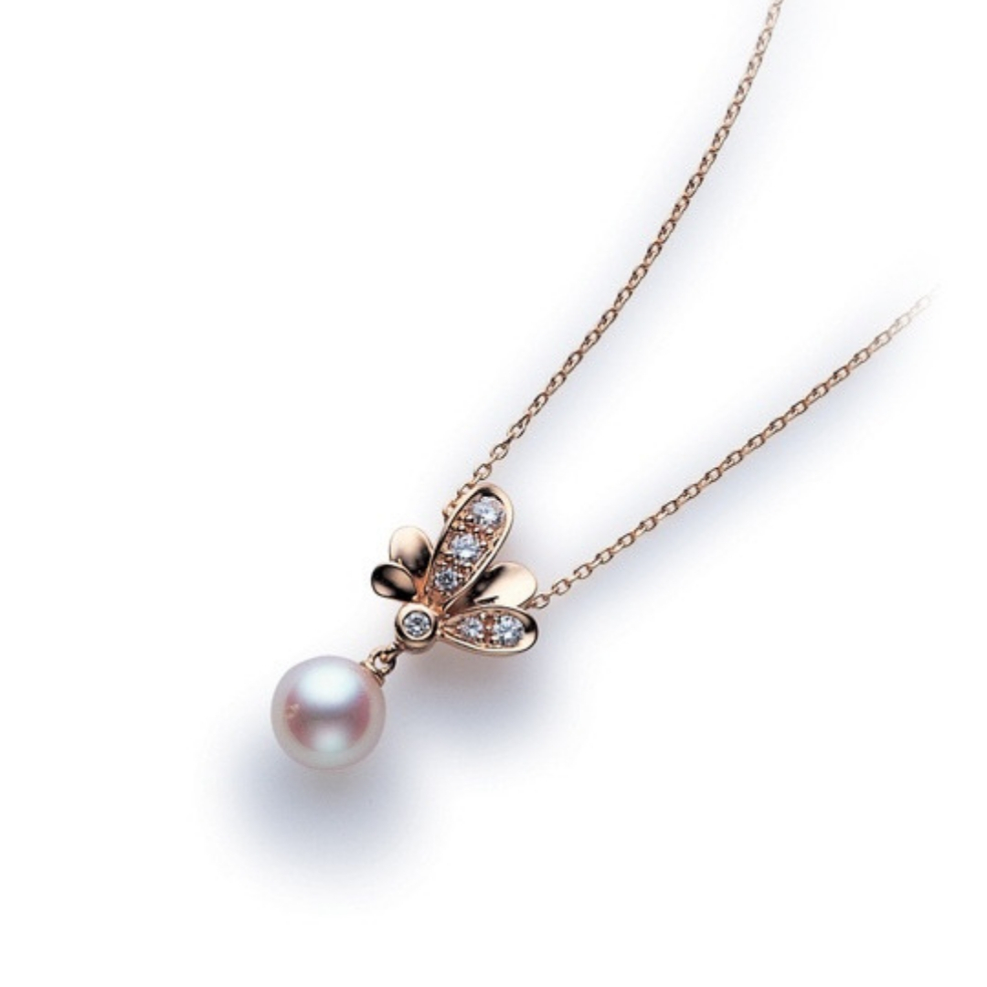 4fb785bb47fb9 Mikimoto 7.5mm Akoya pearl pendant